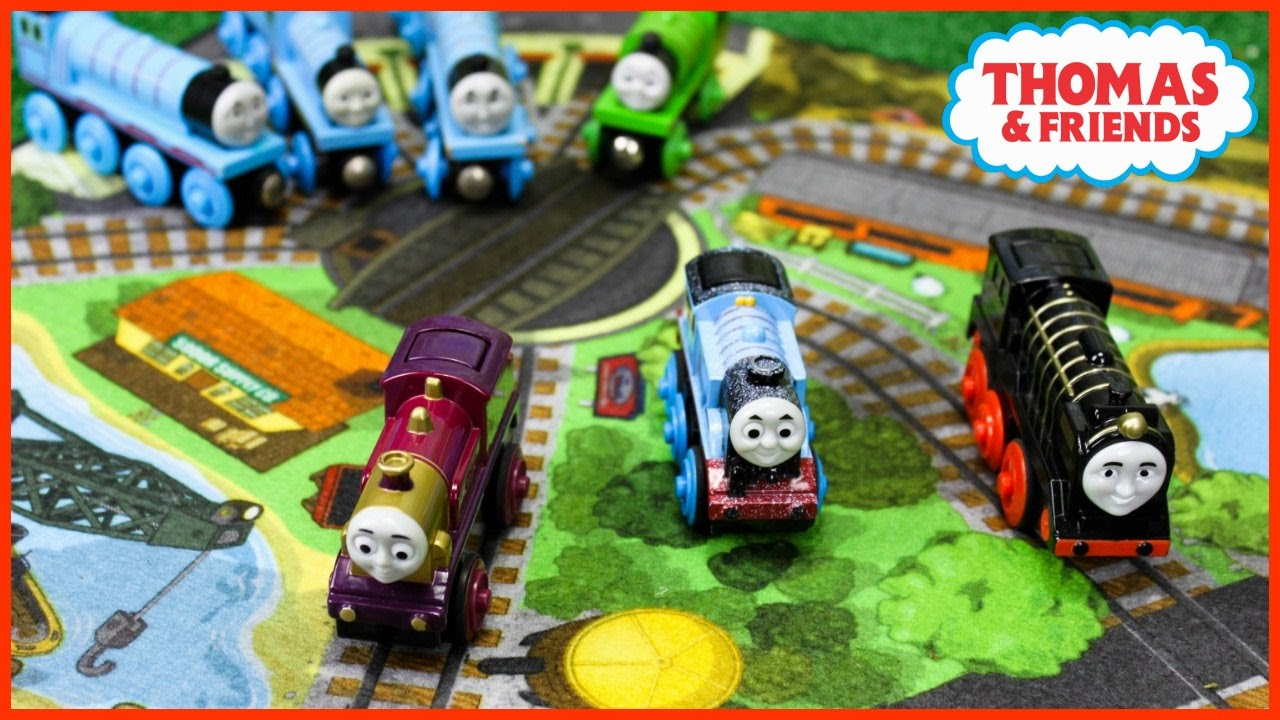 Thomas And Friends Wooden Railway Island Of Sodor Felt