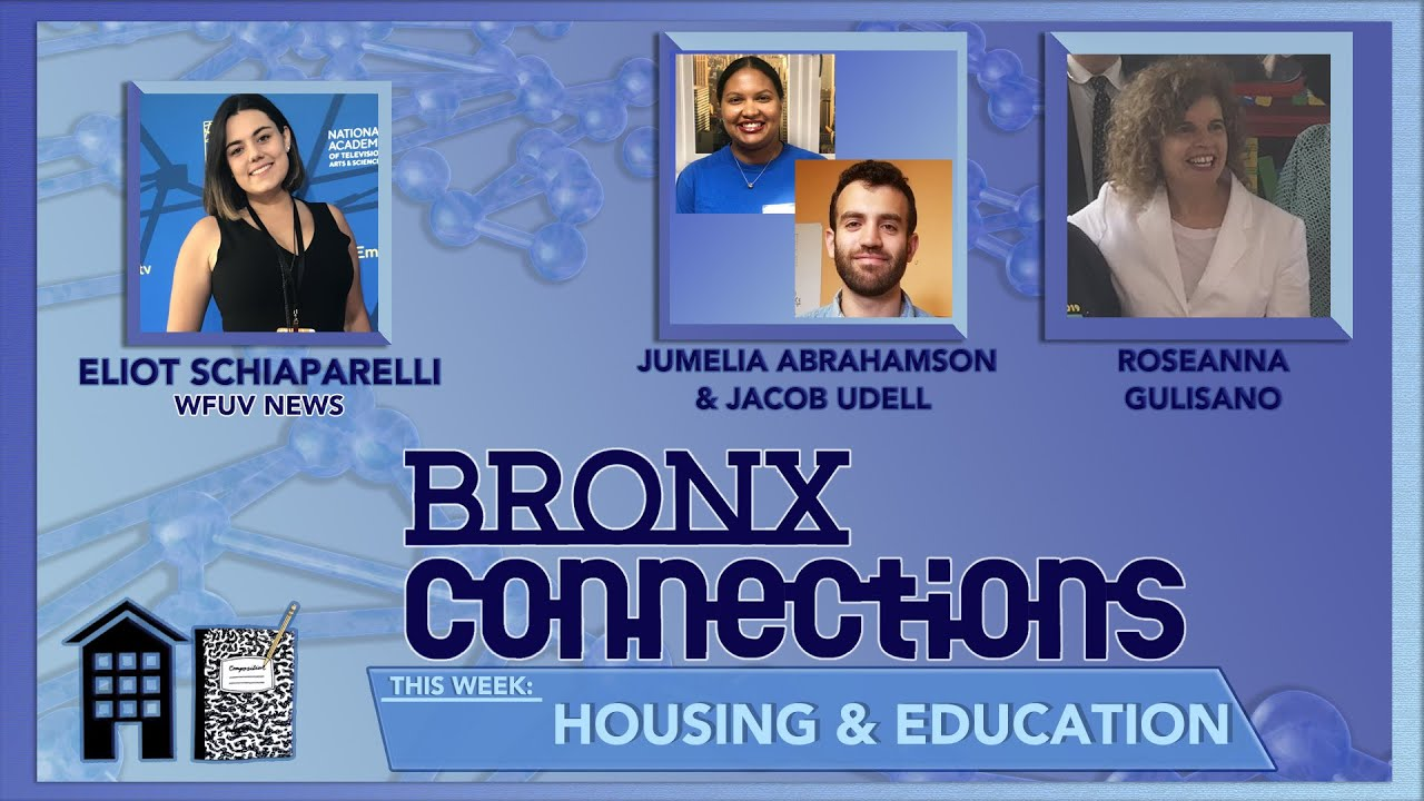 Bronx Connections: Election 2020 Local Lens: Housing & Education