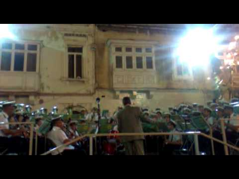 Vivo per lei cover by Saint Philip Band Club A.D 1851