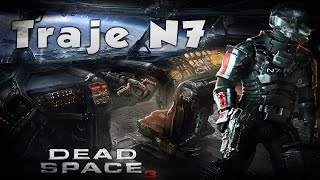 Dead Space 3: Limited Edition Traje N7