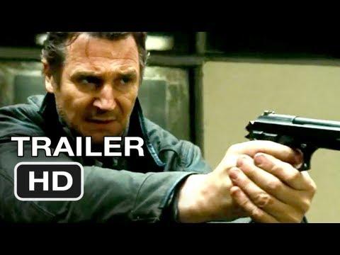 Taken 2 International Trailer - Liam Neeson Movie HD