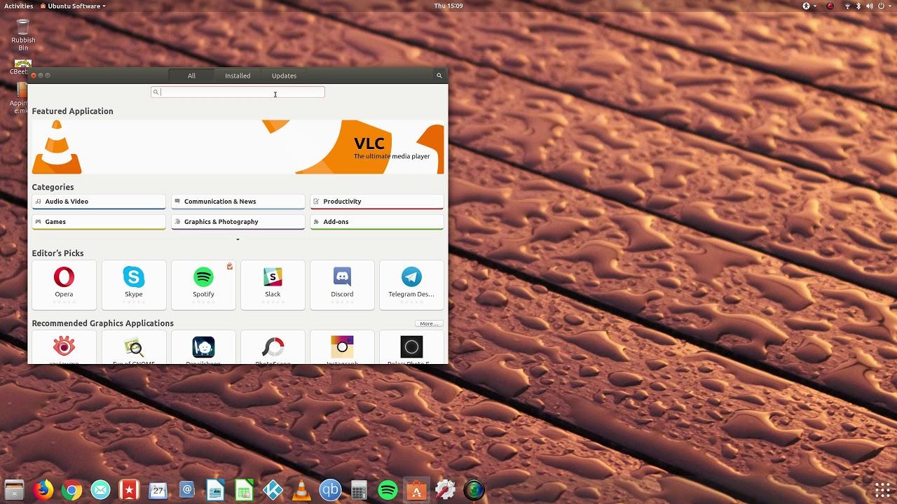 Adding an Appimage to Ubuntu's Launcher/Dock