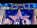 Theher Ja - Varun Dhawan Live Performed - Armaan Malik New Song