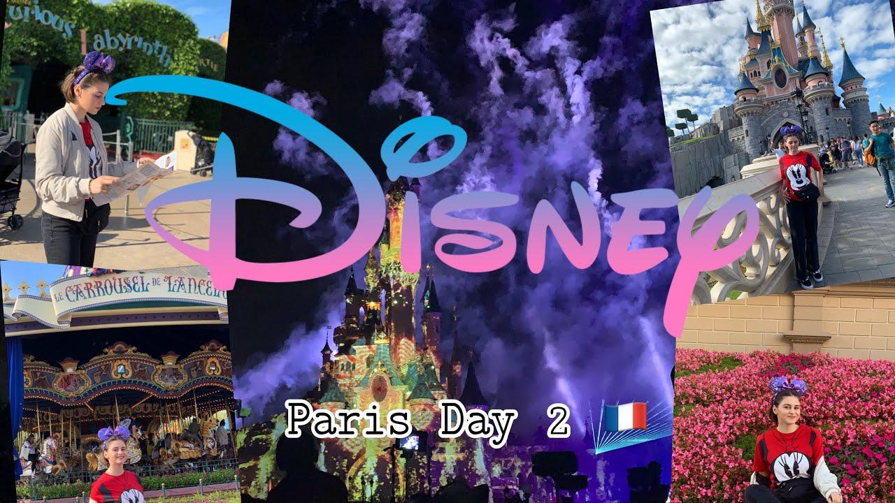დღე 2 – პარიზის დისნეილენდი 🏰