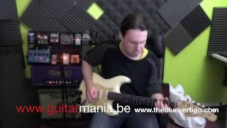 Masterclass guitare lead avec Xavier Cevrin