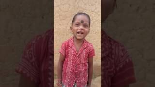 #Sambalpuri talent #Amazing Kid # Ken kata kata sagad gadi