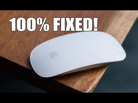 How To Fix The Apple Magic Mouse! Works Every Time 100%