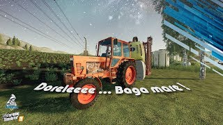 Doreleee... Baga Mare in FS19 singleplayer Romania !
