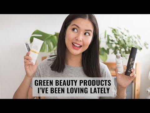 Green Beauty Favorites   April - June