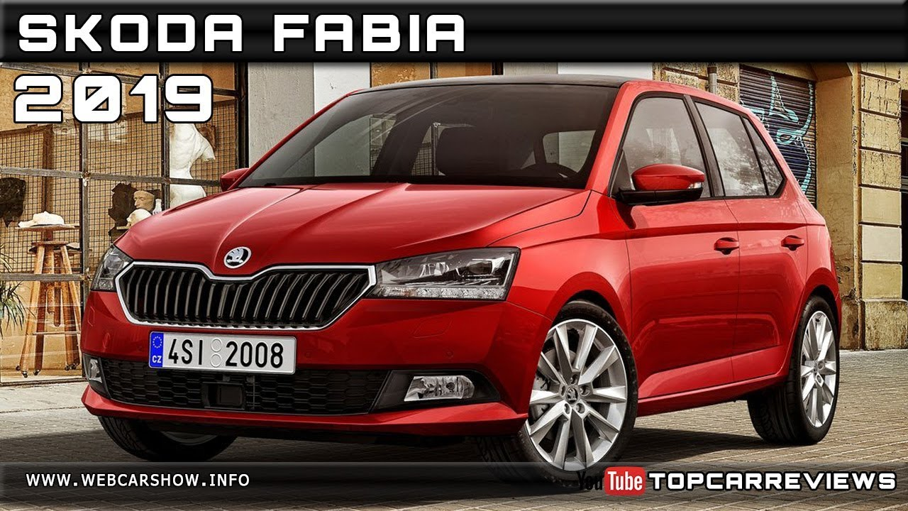 2019 skoda fabia review rendered price specs release date youtube. Black Bedroom Furniture Sets. Home Design Ideas