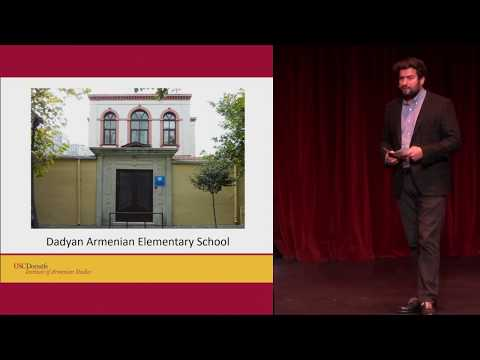 Learning to be Armenian in Turkey | Ari Sekeryan | Innovate Armenia | USC