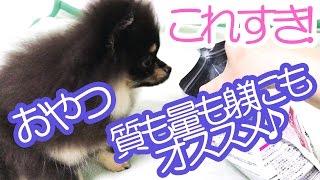 私は犬用フード(おやつ含む)は基本的に口に入れて安全性と味を確かめ...