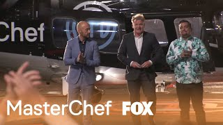 The Contestants Gear Up For The Biggest Season Yet | Season 10 Ep. 1 | MASTERCHEF