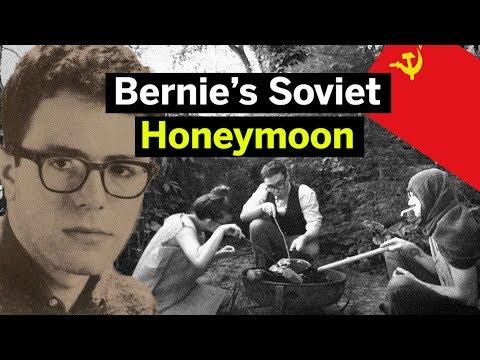 new-video-uncovered-from-bernie-sanders'-ussr-honeymoon