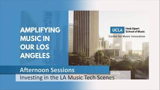 Movie Amplify Music In Our La Music Tech Investors And Incubators from