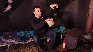Camping With Steve  - Big News - Fall Camping - Lasagna