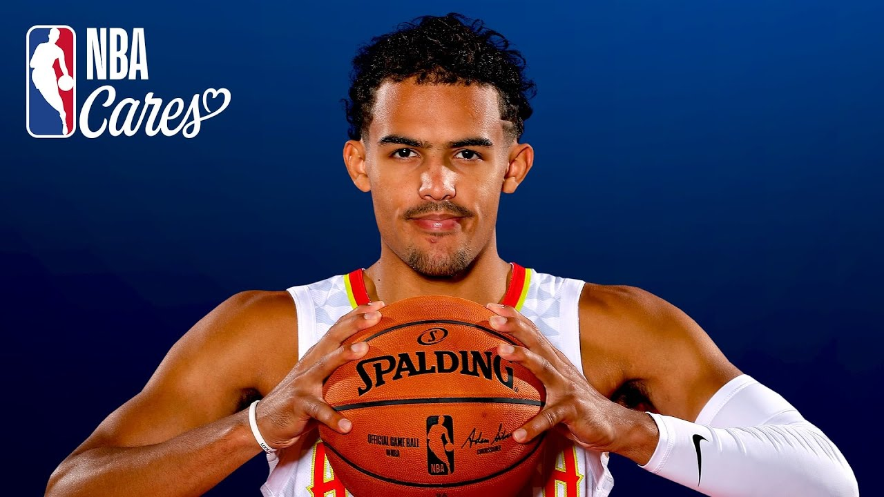 A message from Trae Young