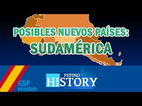 POSIBLES NUEVOS PAÍSES: SUDAMÉRICA