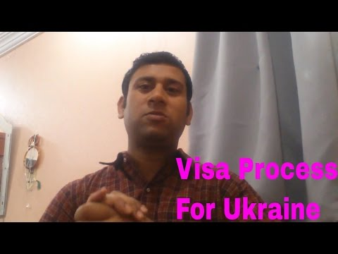 Ukraine Tourist Visa