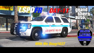 "GTA5 LSPDFR Day-11 ""Heat stroke strikes again"""