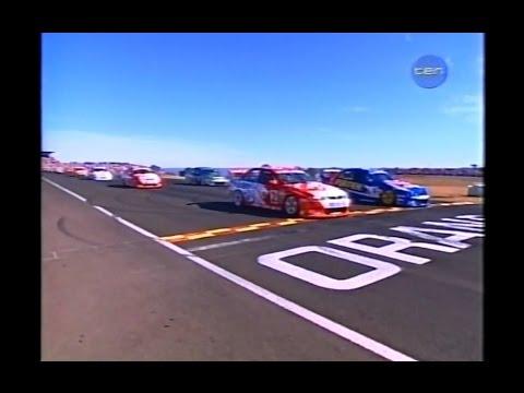 2002 V8 Supercars - Oran Park - Race 1