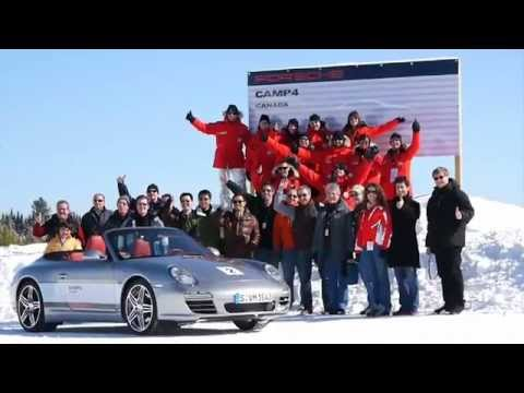 Asphalt Is For Amateurs. Porsche's Winter Experience Is Returning To Canada.