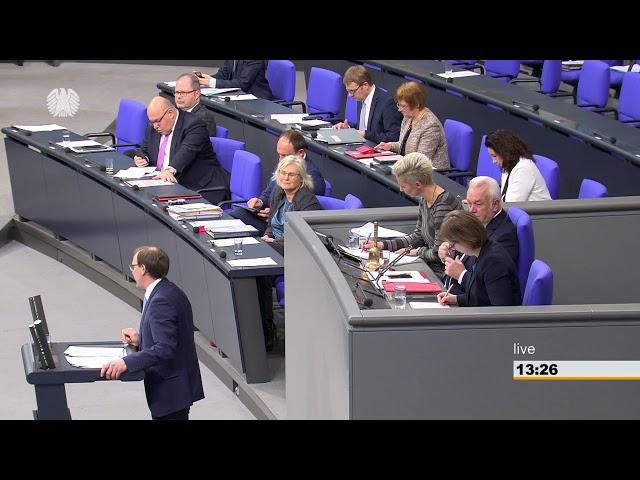 Karsten Klein, FDP: Bundestagsrede zum Haushalt des Wirtschaftsministeriums (22.11.2018)