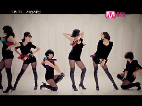 [MV] T-ara - Like The First Time