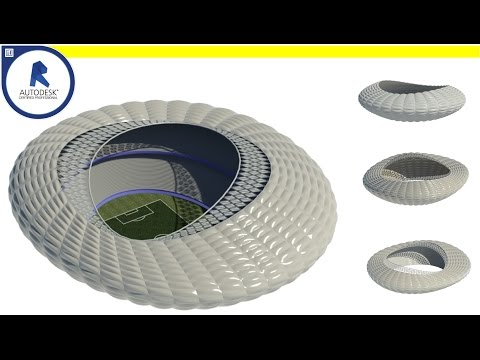 Learn How To Parametric Stadium