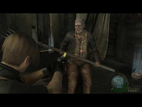 Resident Evil 4 Reshade RT Screen Space Path Traced GI & AO 9900K 2080 Ti 1440p
