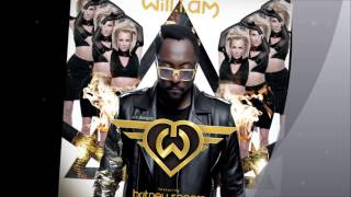 "will.i.am, Britney Spears ""Scream & Shout"" (Clean Version) HD + Lyrics"