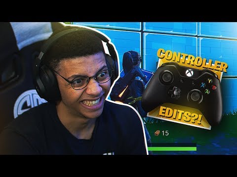I Tried To Beat An Edit Course Using A CONTROLLER...