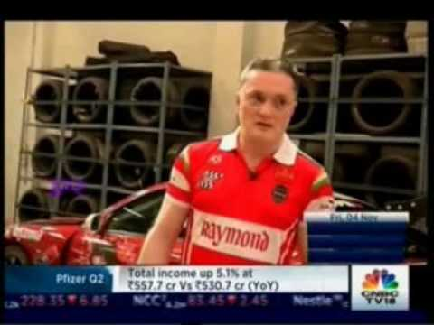 Gautam Hari Singhania, CMD, Raymond Group - CNBC - The CNBC TV18 Weekender