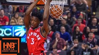 Toronto Raptors vs Orlando Magic Full Game Highlights / April 8 / 2017-18 NBA Season