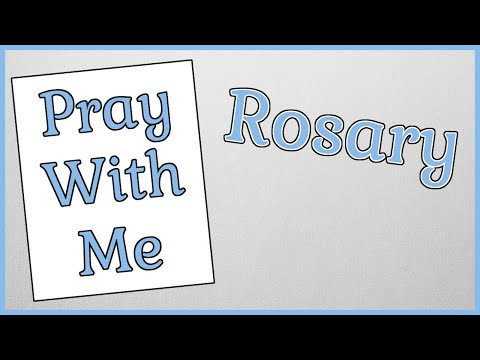 Coffee Chat and Rosary (Joyful Mysteries)
