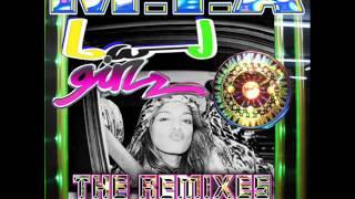 Mia - Bad Girls Official Remix Ft Missy Elliott & Rye Rye