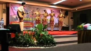 Vocal Group SMPN 11 DKI Jakarta Juara Harapan 2 FLS2N 2014 Semarang