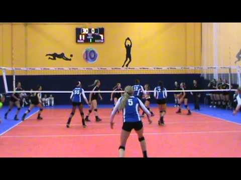 Simone Lee stings Sting Libero.  Ouch!