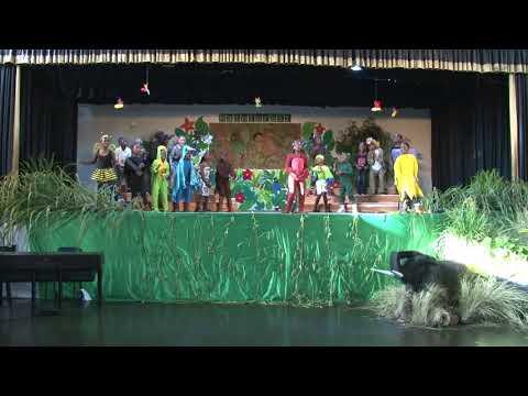 THe Heritage School Zimbabwe 2018 Year 3 Jembere Play-