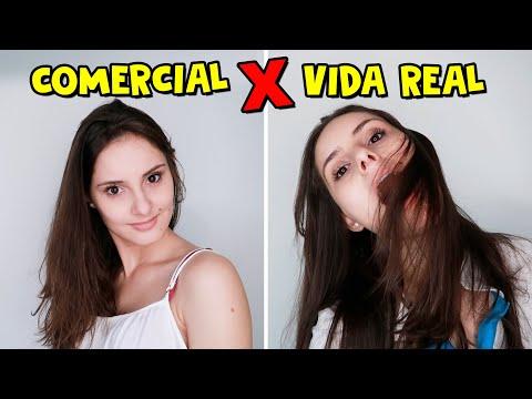 COMERCIAL DE TV X VIDA REAL I Falaidearo