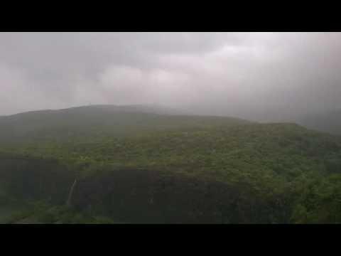 Mumbai Sanjay Gandhi National Park view in monsoons