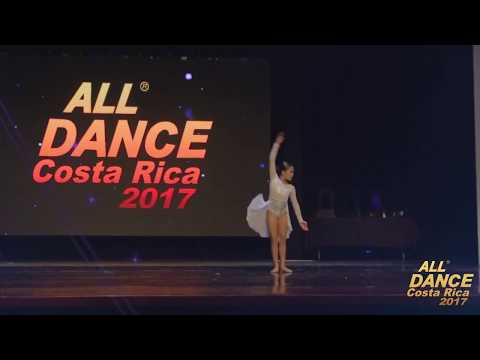 ALL DANCE COSTA RICA 2017 - CODIGO 43A