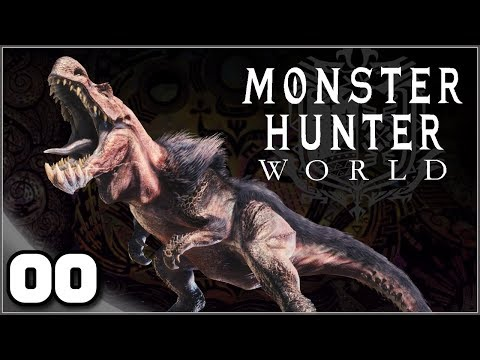Monster Hunter World (PC) - Ep. 0: The New World Awaits! | Let's Play/Gameplay