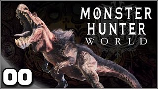 Monster Hunter World (PC) - Ep. 0: The New World Awaits!   Let's Play/Gameplay