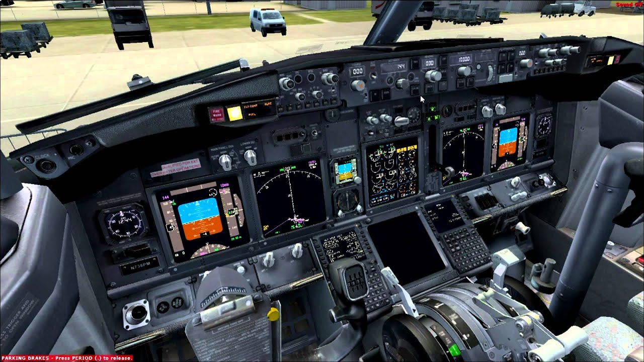 [FSX] SkyNews PMDG Boeing 737-800 NGX (Poradnik / Tutorial)