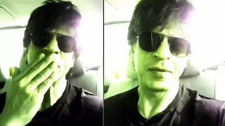 Shahrukh Khan THANKS For 35 Million Followers On Twitter