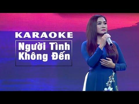 NGƯỜI TÌNH KHÔNG ĐẾN - Thuỳ Trang