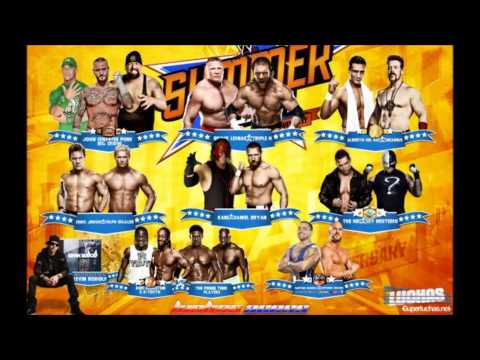 wwe summerslam 2012 titantron HD don t give up with download