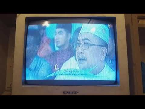Malaysia (Analogue) TV Channel Surfing (11.8.2019 - 20:25 To 20:33)