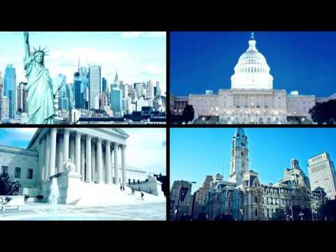Popular sights of Washington USA